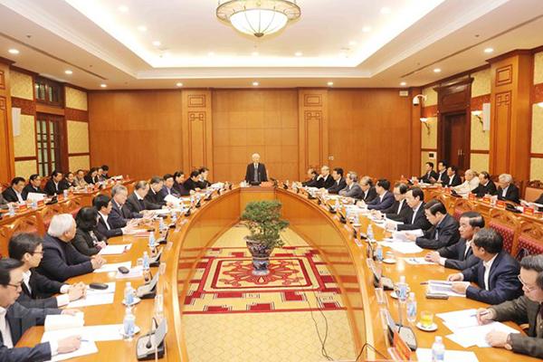 Tổng bí thư,Chủ tịch nước,Đại hội 13,Nguyễn Phú Trọng