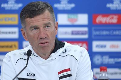 HLV Iraq tuyên bố sẽ thắng tuyển Việt Nam
