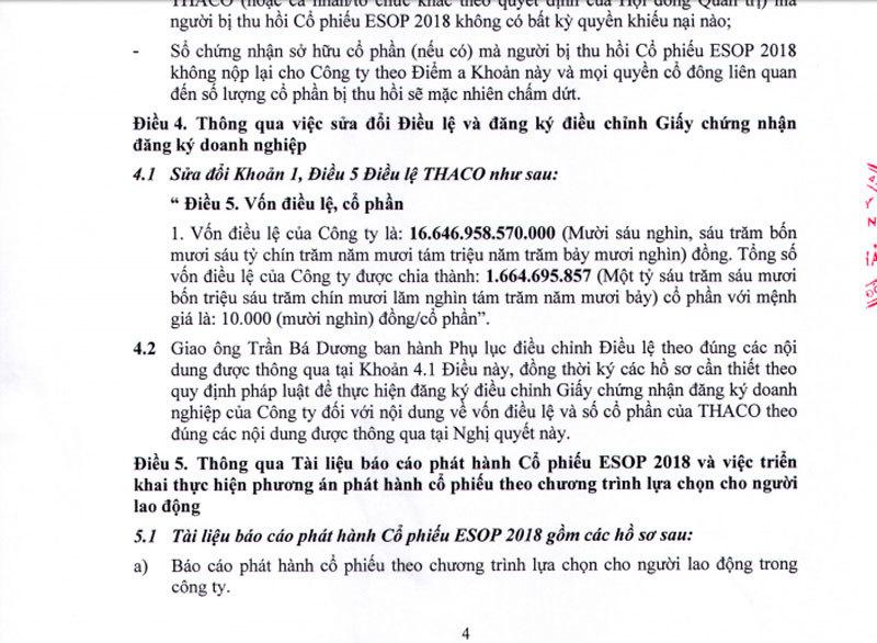 Cơ đồ 4,3 tỷ USD, ông Trần Bá Dương hào phóng khoản thưởng 400 tỷ
