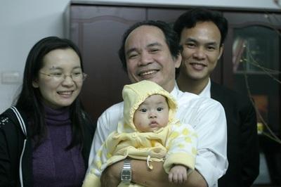 Chuyện ít biết về gia đình nhà thơ Nguyễn Trọng Tạo
