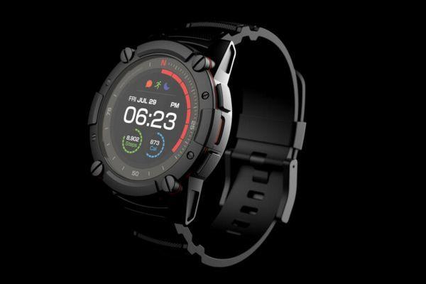 Đồng hồ thông minh không bao giờ cần phải sạc