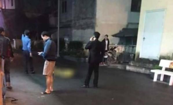 Rơi từ tầng 19 chung cư ở phường Định Công, người phụ nữ tử vong