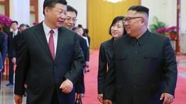 Vì sao Kim Jong Un bất ngờ tới Trung Quốc?