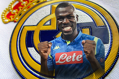 Real lấy Koulibaly trên tay MU, Chelsea chốt vụ Barella