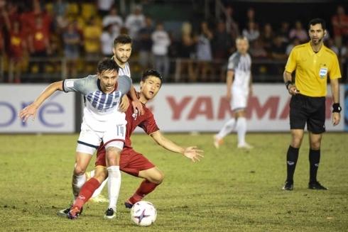 Trọng tài AFF Cup 2018 bắt trận Việt Nam vs Iraq