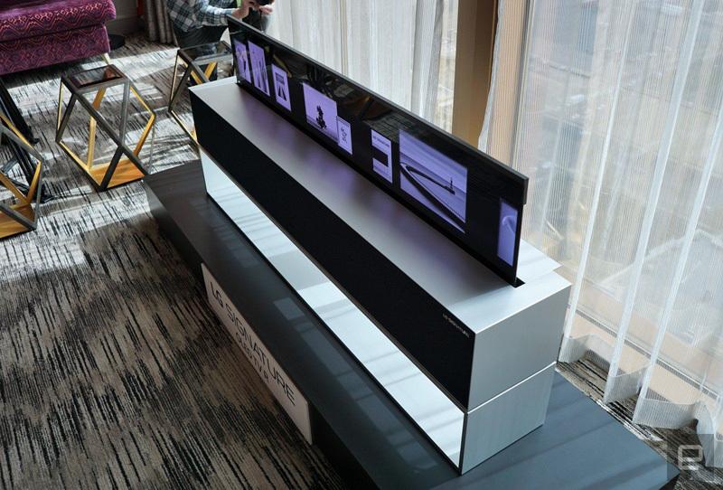 TV với công nghệ 'khác biệt' nhất hiện nay vừa xuất hiện tại CES 2019