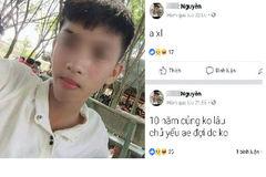 Thiếu niên 15 tuổi đâm chết người, khoe 'chiến tích' trên facebook