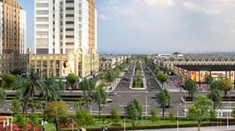 Uông Bí New City tăng giá trị nhờ quy hoạch mới