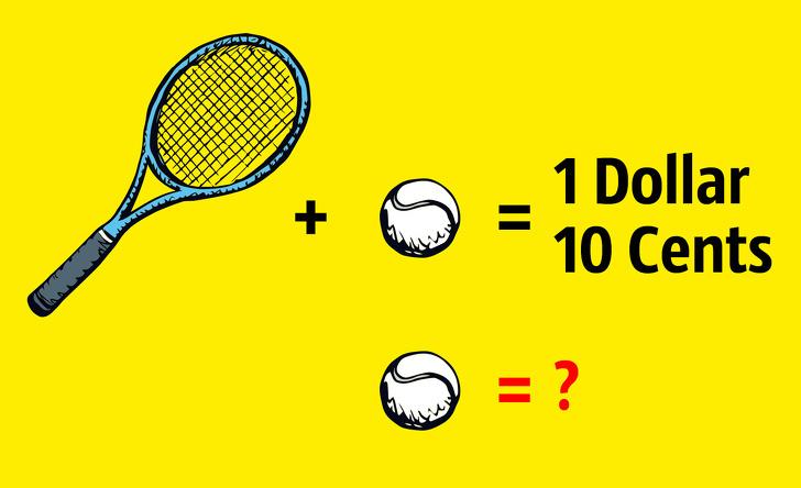 bài toán,bài toán hay,trí thông minh
