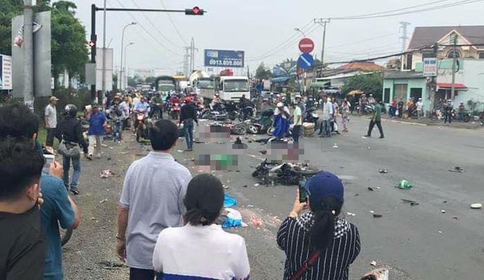 Giảm tài xế 'xe điên' gây tai nạn thảm khốc: 5 việc làm ngay