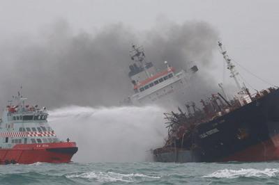 Danh tính 25 thuyền viên Việt Nam trên tàu cháy ở Hong Kong