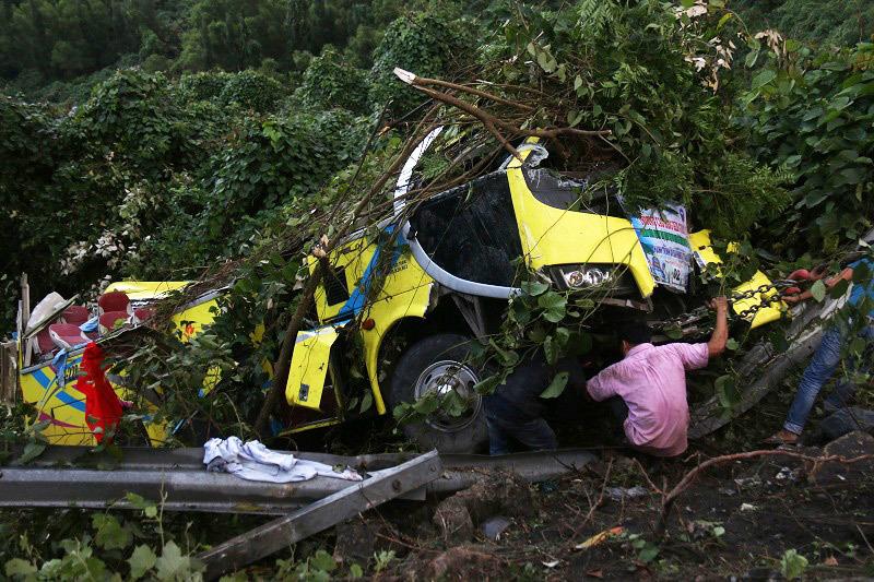 tai nạn chết người,tai nạn giao thông,đèo Hải Vân
