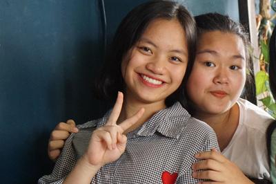 2 nữ sinh lớp 9 với dự án thiện nguyện đáng nể