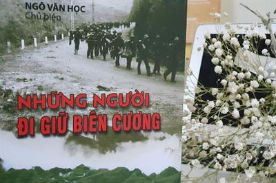 Cuốn sách đặc biệt về chiến tranh Biên giới