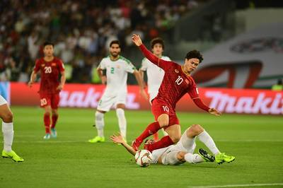 Kết quả bóng đá Asian Cup 2019 hôm nay 12/1
