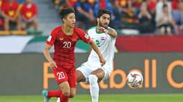 Xem trực tiếp Việt Nam vs Iran trên kênh nào?