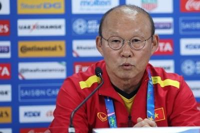 """HLV Park Hang Seo: """"Việt Nam sẽ gây bất ngờ trước Iran"""""""