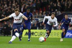 Tottenham đánh bại Chelsea ở bán kết cúp Liên đoàn Anh