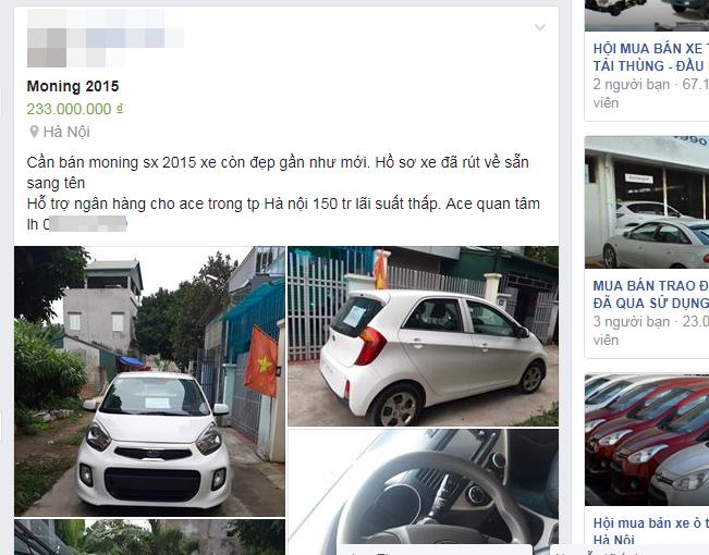 xe cũ,ô tô cũ,giá ô tô
