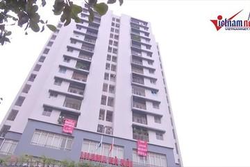 Bê bối ở chung cư 52 Lĩnh Nam: Bao giờ dân mới được bàn giao căn hộ?