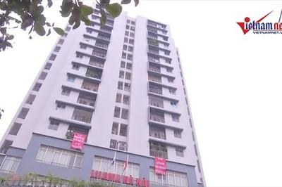 Bê bối ở chung cư 52 Lĩnh Nam: Toàn bộ hồ sơ công trình đã bị mất?