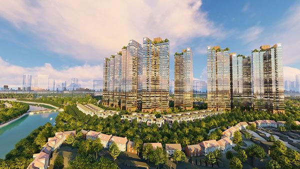 Ra mắt dự án Sunshine City Sài Gòn