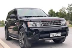 Range Rover Sport hạ giá còn 1,6 tỷ đồng sau 8 năm