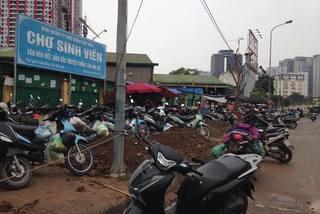 Cầu Giấy – Hà Nội: Giải tỏa loạt chợ tạm nhưng quên chợ Dịch Vọng Hậu?