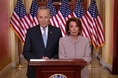 Phe Dân chủ tuyên bố sốc về ông Trump