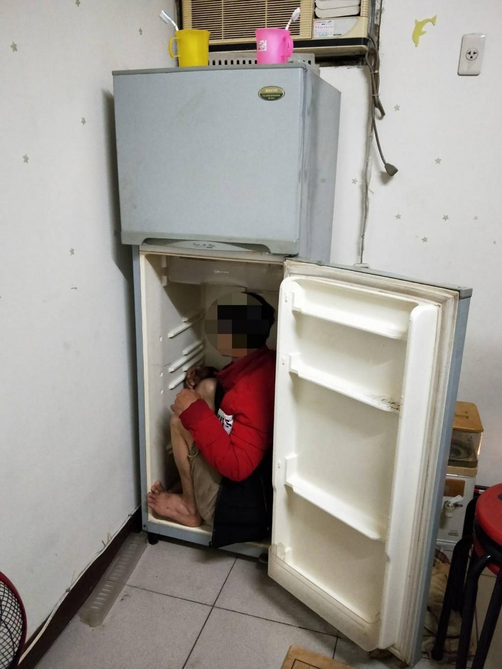 Bắt người Việt trốn trong tủ lạnh tại Đài Loan