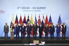 ASEAN là đối tác quan trọng của Hoa Kỳ ở khu vực