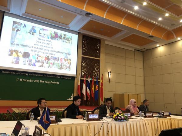 Campuchia: Diễn đàn Doanh nhân trẻ ASEAN - Trung Quốc lần thứ 2 kết thúc tốt đẹp