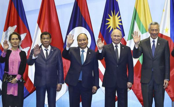 Nâng tầm quan hệ ASEAN - Nga lên Đối tác chiến lược