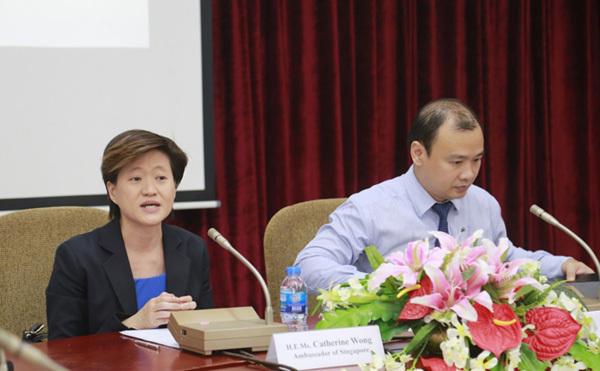 Tọa đàm chia sẻ thành công 'Năm chủ tịch ASEAN 2018 của Singapore'