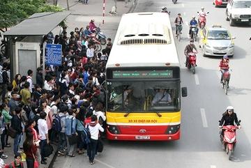 """Những """"điểm giao"""" bất ngờ giữa xe buýt và giáo dục"""