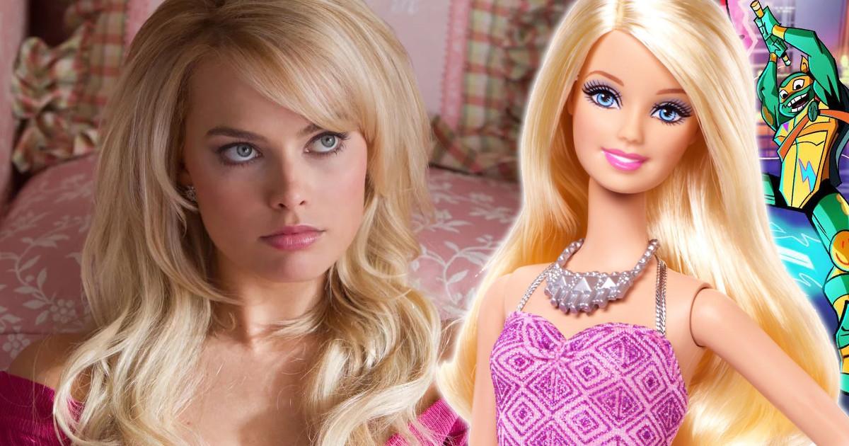 Vẻ đẹp bốc lửa của diễn viên sắp vào vai búp bê Barbie