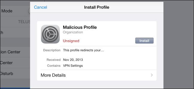 Cách xóa các profile cấu hình cũ trên iPhone, iPad để bảo mật dữ liệu