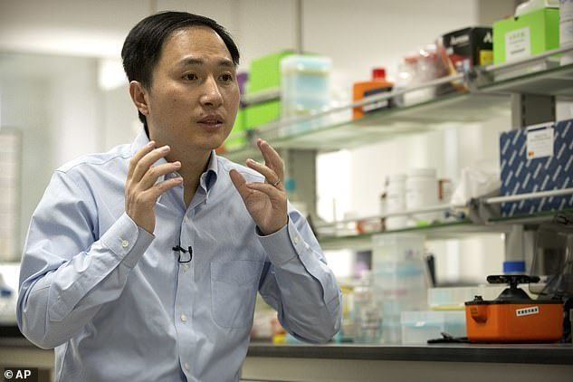biến đổi gien,nhà khoa học