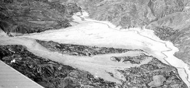 Ngày này năm xưa,thảm họa tự nhiên,vỡ sông băng,Peru