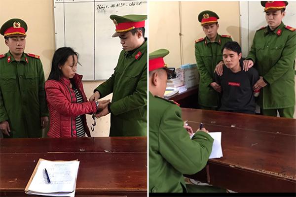 mua bán người,Hà Giang,truy nã