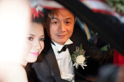 Vợ kém 14 tuổi hạnh phúc kỷ niệm 6 năm ngày cưới với MC Anh Tuấn