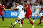 Oman 1-0 Turkmenistan: Tuyệt phẩm sút phạt mở tỷ số (H1)