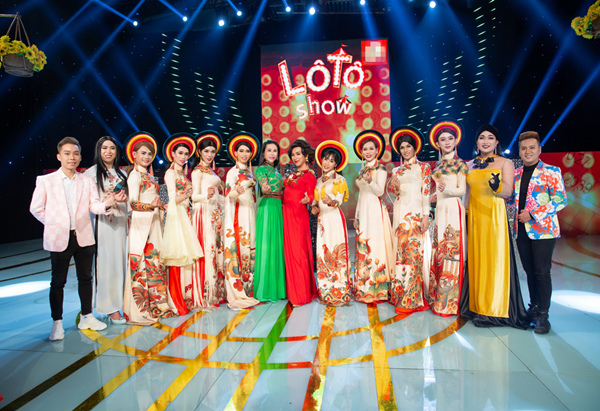 Lô tô show,Phương Thanh,Kiều Oanh