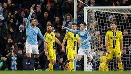 Man City thắng 9-0 ở bán kết cúp Liên đoàn Anh
