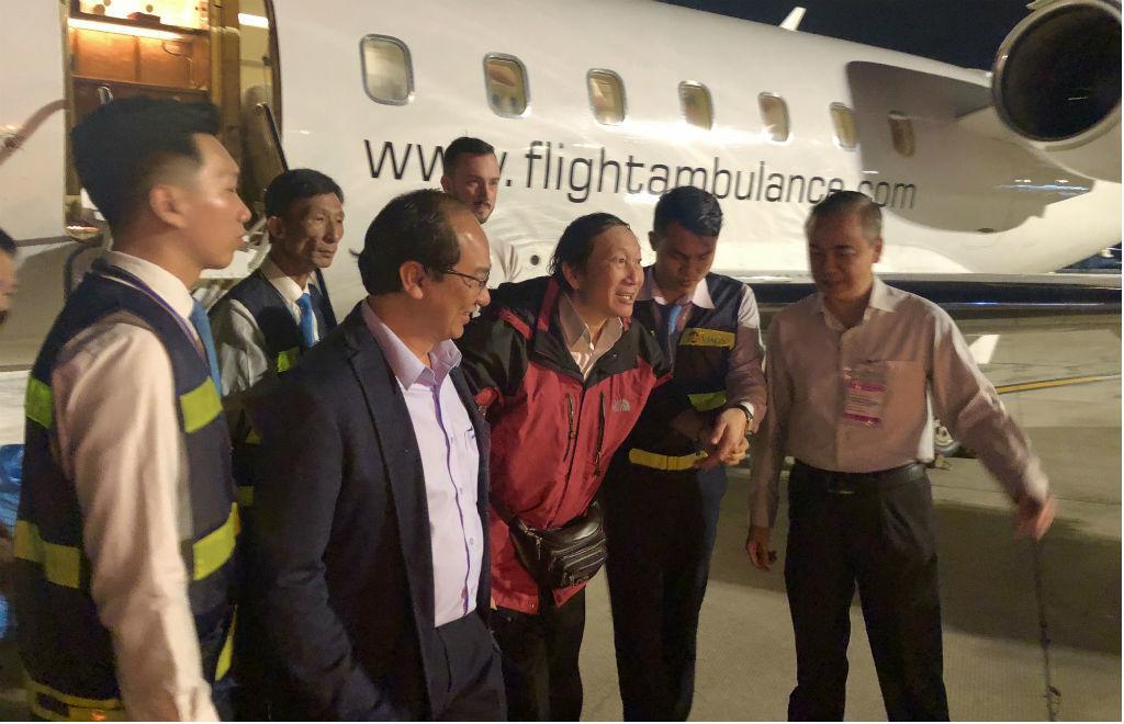 Vụ đánh bom ở Ai Cập: 3 du khách cuối cùng về nước