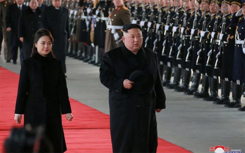 Triều Tiên,Trung Quốc,Kim Jong Un,Tập Cận Bình,Bắc Kinh