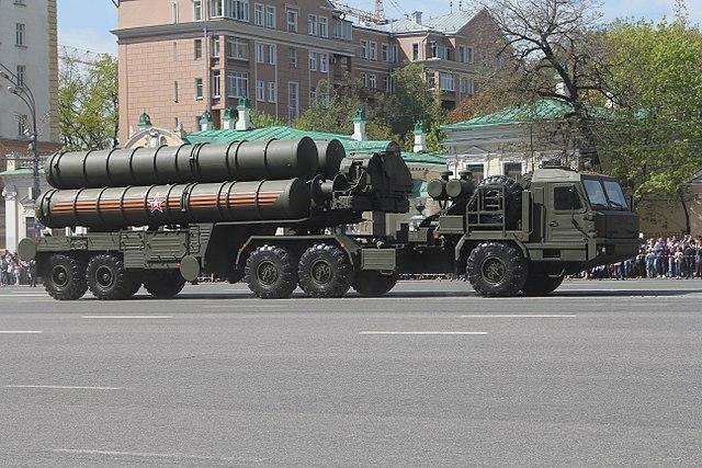 Nga,S-400,Ấn Độ