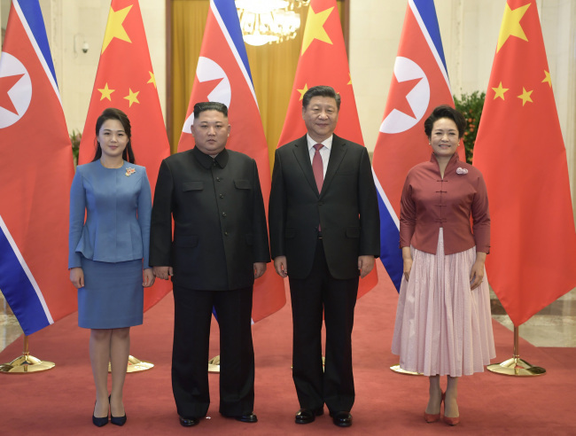 Tập Cận Bình,Kim Jong Un,Donald Trump,hội nghị thượng đỉnh