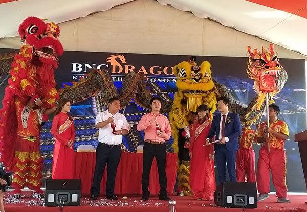 Ra mắt dự án khu đô thị thương mại BNC Dragon