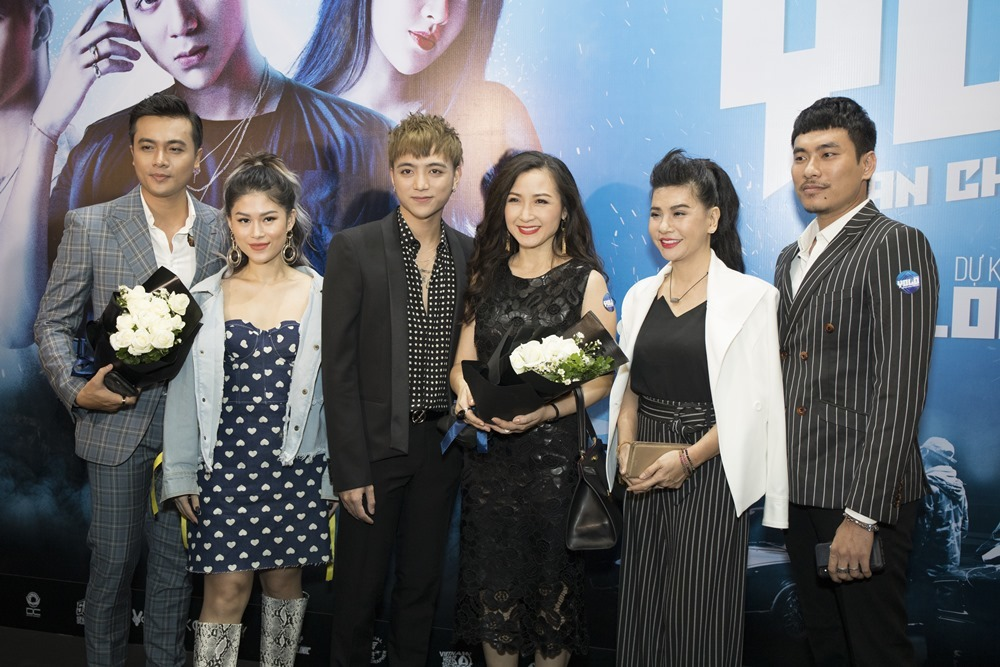 Kiều Minh Tuấn,Cát Phượng,Soobin Hoàng Sơn,Cường Seven